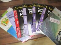 aqa revision books