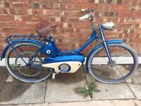 1952 Husqvarna novolette moped very rare !