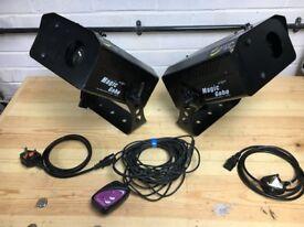 JB Systems magic gobo disco light