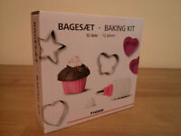 New baking set!