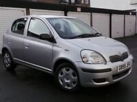 Toyota Yaris 1.3 VVT-i T3 5dr£1,499 p/x welcome 3 MONTHS WARRANTY