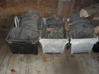 Boxes of Used Slates