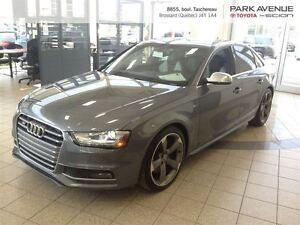 2013 Audi S4 *3.0T Premium*SENSORS*TOIT OUVRANT*