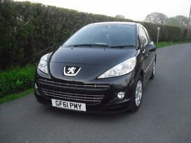Peugeot 207 Active HDI diesel only 59000 miles service history