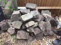 Large Rockery Stones approx 50