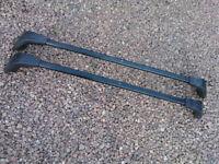 Genuine Peugeot Dealer supplied Roof Bars