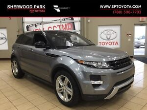 2014 Land Rover Range Rover Evoque Dynamic Package