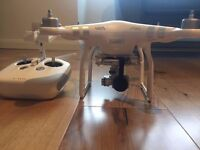 Phantom 3 Advanced Quadcopter/Drone + ND Filters + Extra Battery + Hard Case - £550 O.N.O