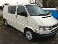 vw t4 888 special x pack, 2 owners, drives lovely, very straight example, becoming rare