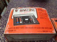 1970's Binatone TV Master 4 +2 with Gun Game