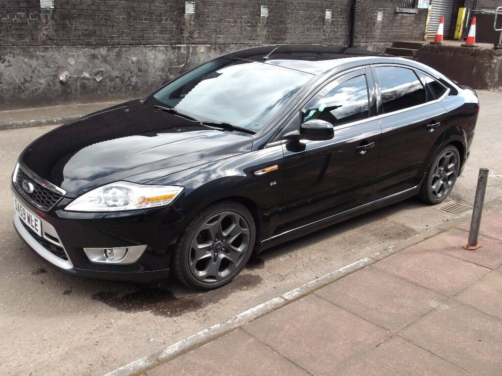 ford mondeo 2 2 tdci titanium x sport 2009 sat nav in chapelhall north lanarkshire gumtree. Black Bedroom Furniture Sets. Home Design Ideas