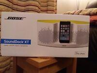 Bose SoundDock XT (White/Yellow)