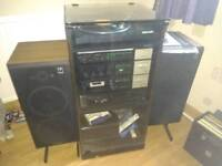 Pioneer stereo system pl930