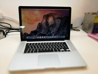 refurbished macbook pro 15 inch quad core i7 1tb ssd hard drive with box