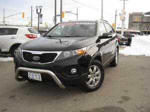 2012 KIA SORENTO EX | Automatic • Loaded • V6