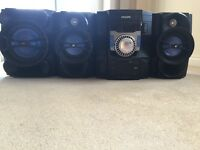 Philips 550 Watt Stereo System