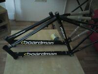 Brand new Boardman Bike Frames