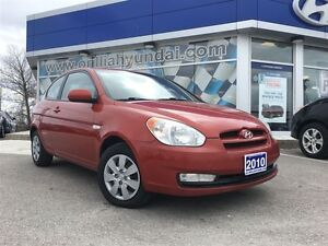 2010 Hyundai Accent SPORT-ALL IN PRICING-$62 BIWEEKLY+HST/LICENS