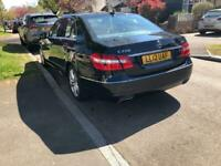 Mercedes E220 Blue Efficiency