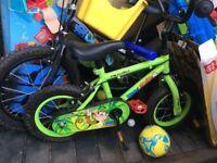Monkey bike boys