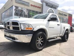 2012 Ram 1500 1 Owner * Tire and Rim Pkge * Only 42087 kms !!