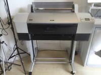 Printer Epsom 7800 large format printer