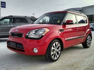 2013 Kia Soul 5dr Wgn 4u *Heated Cloth*