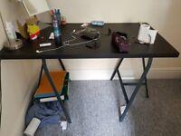 Simple Ikea desk