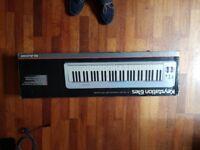 M-Audio 61es Midi Keyboard