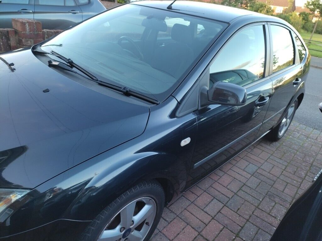 Ford, FOCUS, Hatchback Climate 1.6, 2007, Automatic, 1596 (cc), 5 doors