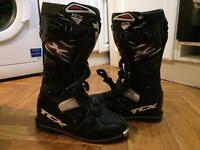 Mx motocross tcx boots US 11 - EU 45