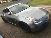 Nissan 350z with extras