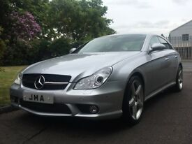 06 Mercedes CLS 320 CDI AMG (MUST BE SEEN)