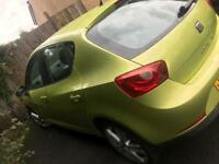 Seat Ibiza new shape, low miles. Offers