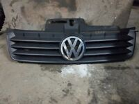 VW Polo Front Grille