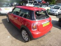 MINI COOPER - GJ59JFZ - DIRECT FROM INS CO