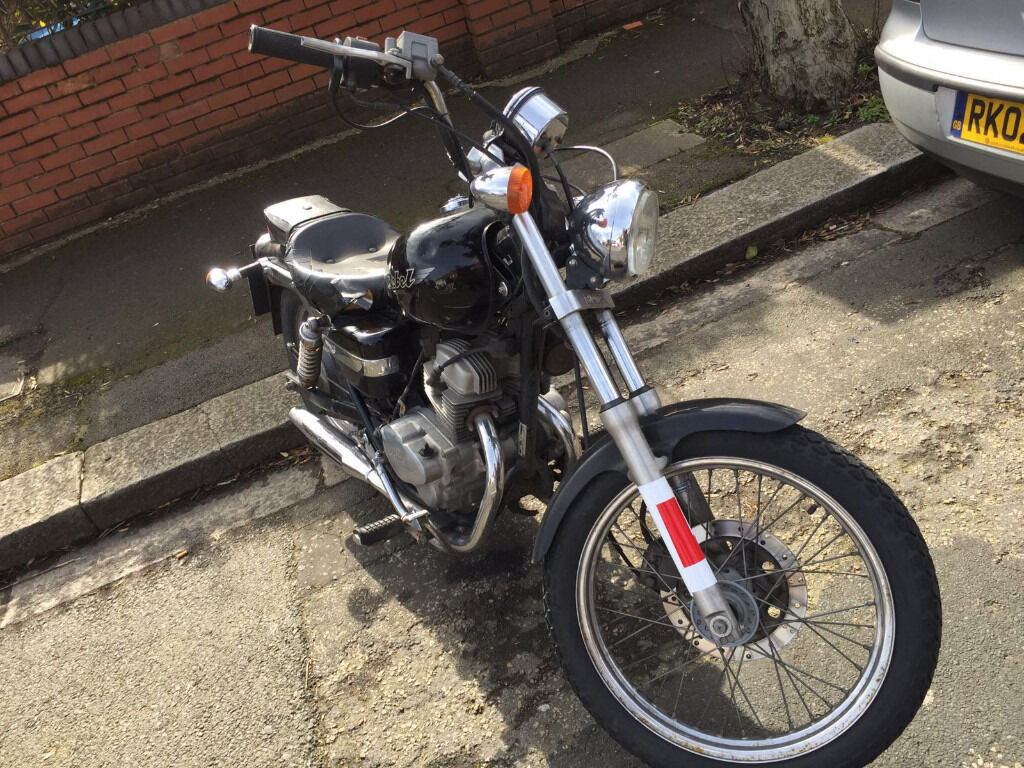honda rebel 125 ca 125 spares or repairs in ealing london gumtree. Black Bedroom Furniture Sets. Home Design Ideas