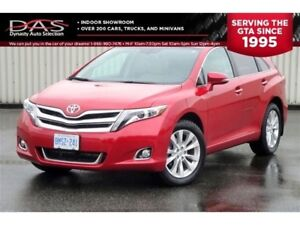 2014 Toyota Venza XLE LEATHER/PANORAMIC SUNROOF/REAR VIEW CAMERA