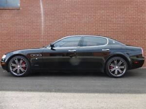 2007 Maserati Quattroporte GT -- SPORT -- F1 TRANSMISION -- PADD