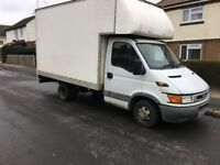 Iveco daily luton van high roof