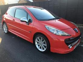 Peugeot 207 GTI for sale or SWAP for Motorbike!