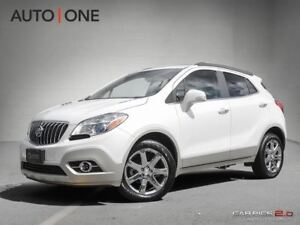 2016 Buick Encore LEATHER | AWD | NAVIGATION | SUNROOF