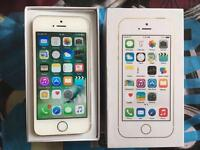 iPhone 5S EE / Virgin 16GB silver Very good condition