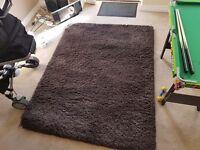 Shaggy rug - Mocha