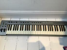 M-Audio midi keyboard for sale
