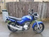 2008 Yamaha ybr 125 low miles