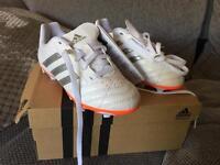 Kids Adidas Football Boots Sz 10