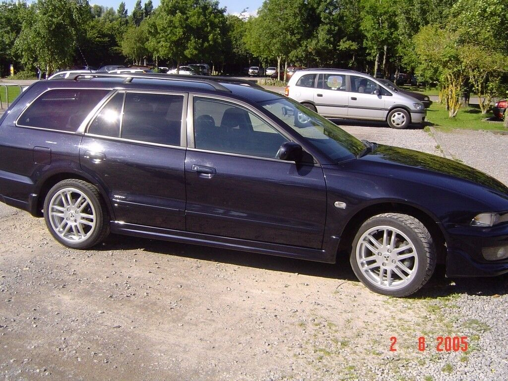 "For Sale Mitsubishi Galant Sport Estate ""2001 One owner"