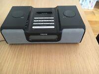 iHome iH8 Clock Radio & Speakers for iPod