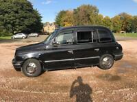 London Black Taxi cab